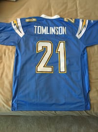 Chargers Football Jersey Leesburg, 20176