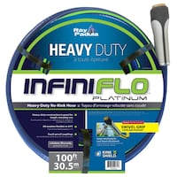 Heavy Duty 100 ft. Garden Hose New Unopened package Mississauga