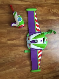 green and purple plastic toy San Diego, 92120