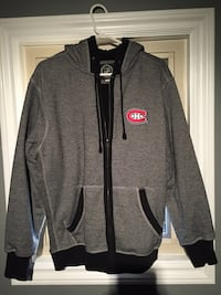 Montréal Canadiens Habs NHL Zip-Up Hoodie Sweater Medium Hamilton, L9A 4Y8