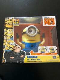 Brand new Despicable Me talking toy Los Angeles, 90045