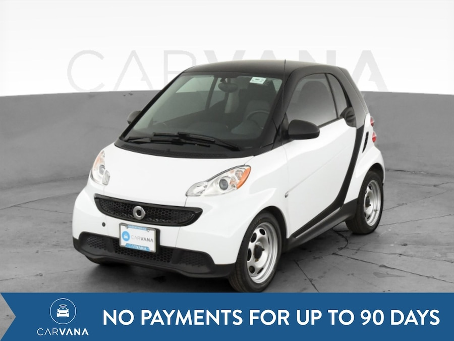 Photo 2014 smart fortwo coupe Pure Hatchback Coupe 2D White <br />