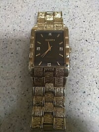Gold plated elgin watch Laurinburg, 28352