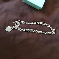 Tiffany & Co. Sterling Silver Necklace New York, 11216