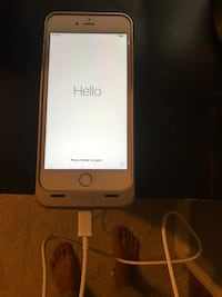 I phone 6s plush, 64gb. Including Bluetooth earbud 4.1 and an extra case charger battery that's worth $100, a clear case and a charger saver. All for $299   Rancho Cucamonga, 91730