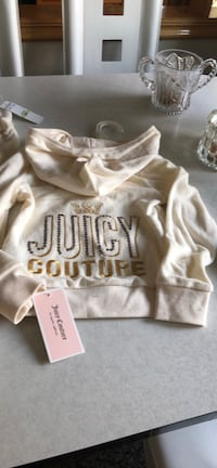 Juicy couture Gil's velour sport suit Size 4T New York, 10019