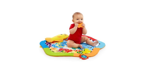 Baby Einstein ride the reef play mat 9d139f88-4f1f-48bc-a0ee-69c29c05fa66