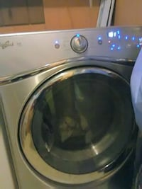 Gray front-load clothes  Dryer Kelowna, V1W 4P9