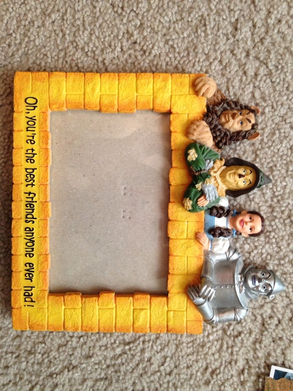 Used Wizard Of Oz Picture Frame For Sale In Sullivan Letgo