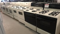 Electric or gas stove 90 days warranty Reisterstown, 21136