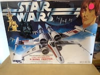 1977 MPC STAR WARS LUKE SKYWALKER X-WING FIGHTER MODEL KIT - SEALED Richmond Hill, L4C 0J9