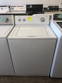 ON SALE! Admiral Washer Top Load White #717 Croydon, 19021