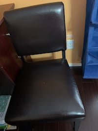 Dinning leather chair