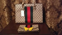 GUcci handbag with butterfly wallet Augusta, 30906