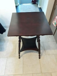 Antique table- plant stand. 1904