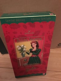 Barbie Hallmark Gold Crown Exclusive - Holiday Homecoming Collector Mississauga