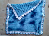 blue and white knitted textile San Jose, 95113