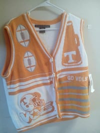 Large UT football ladies vest with tags Knoxville, 37919