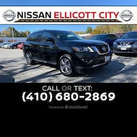 2019 Nissan Pathfinder SL Ellicott City