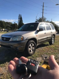 2002 Mazda Tribute CLEAN! New PARTS Melbourne, 32901