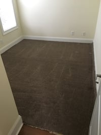 11x9 carpet remnant and pad Huntersville, 28078