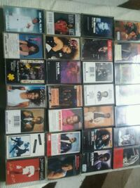 30 assorted cassettes tapes Brooklyn, 11218