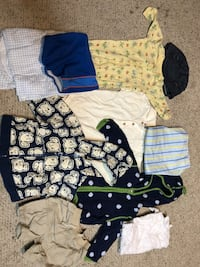 Baby boy clothes, all for $10