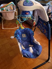Baby swing by Fisher Price Markham, L3T 3Z7