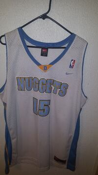Carmelo Anthony Denver Nuggets XL Jersey Charleston