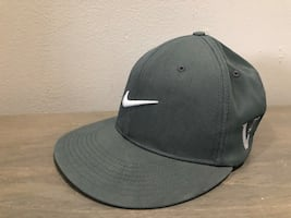 Nike Golf Hat - Flat Brim