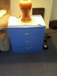 3 drawer night stand Manassas, 20110