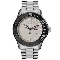 Gucci G-Timeless Stainless Steel Men's Watch New York