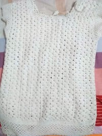 white and gray knitted textile Bhopal