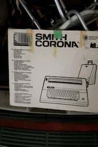 SMITH CORONA ELECTRONIC TYPEWRITER