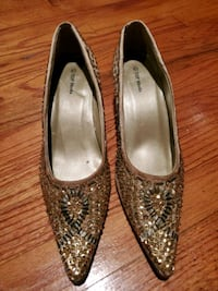 Beaded sequence shoes Great Neck, 11024