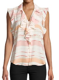 new Ruffles Blouse L Burnaby