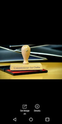 Mobile COMMISSIONER of OATHS