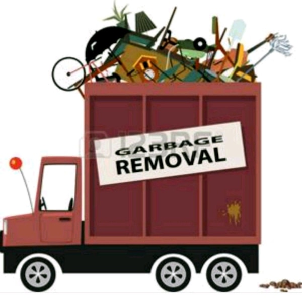 trash removal trips and any type of material and m