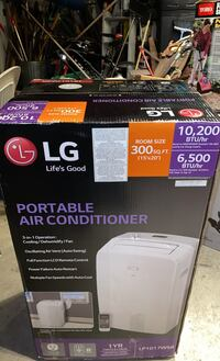 LG portable air conditioner  East Meadow