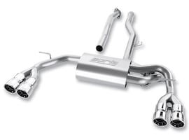 Borla exhaust for Hyundai Genesis Coupe
