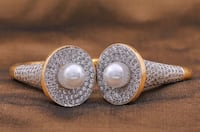 Beautiful CZ stones cuff style bracelet . Coral Springs, 33071