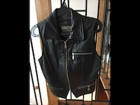 Women's real leather Vest size Small  Laval, H7E