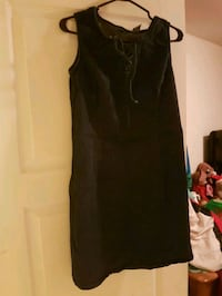 women's black sleeveless dress Toronto, M6P 3W2