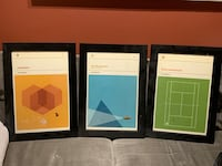 Wes Anderson Art Posters Washington