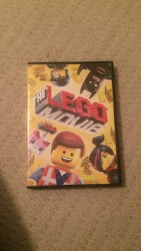 The lego movie with DVD Mississauga, L5C 1N8