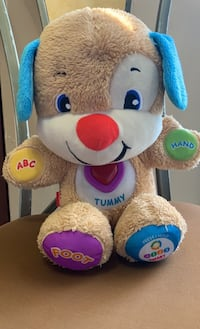 Fisher price Laugh And Learn Puppy!!!