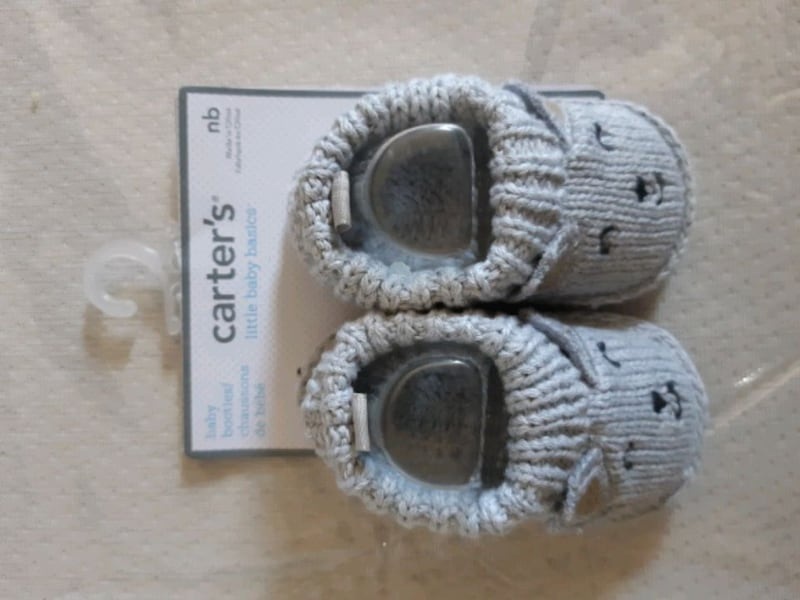 Baby booties d226ce56-1060-4489-aab8-bdc65a08b40f