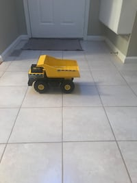 yellow and black dump truck toy Springfield, 22153