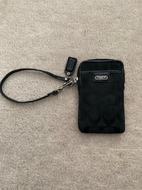 Authentic COACH pouch and card wallet Mississauga, L5B