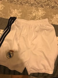 Real Madrid shorts Oslo, 0977